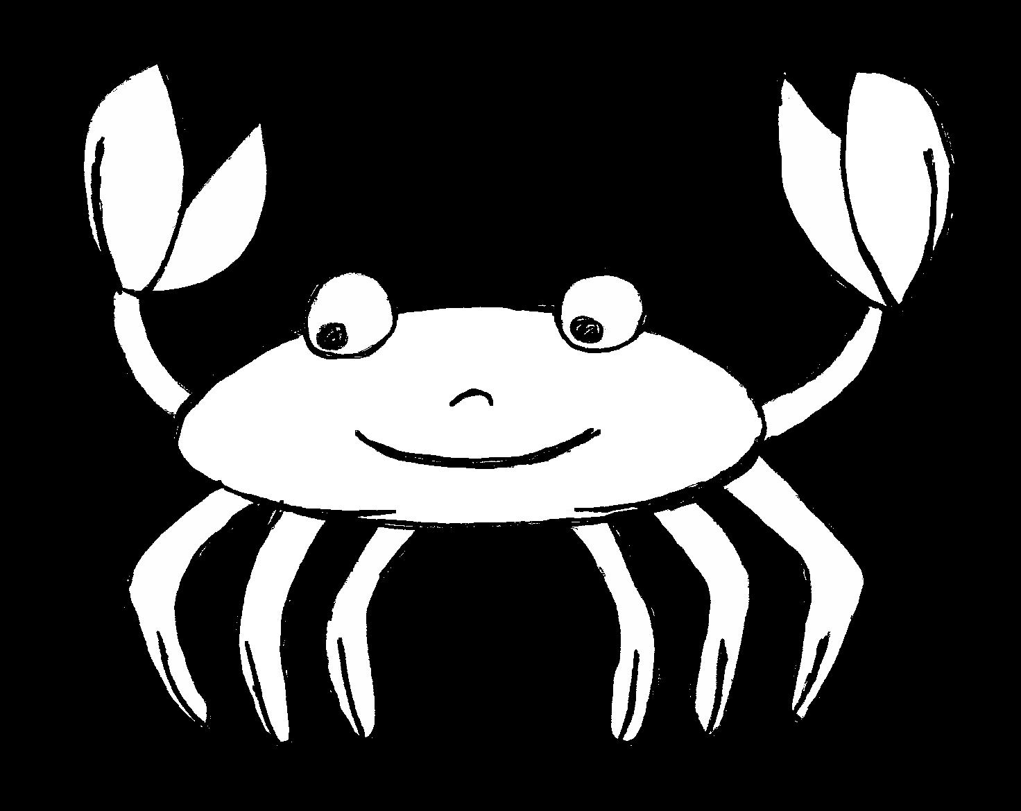 1472x1169 Ocean Animals Clip Art Black And White Clipart Panda