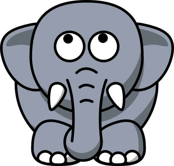600x573 Cartoon Animals Clipart