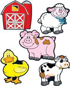 236x291 Clip Art Farm Animals