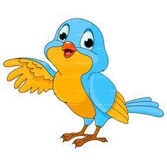 236x236 Cartoon Birds Animals Clipart