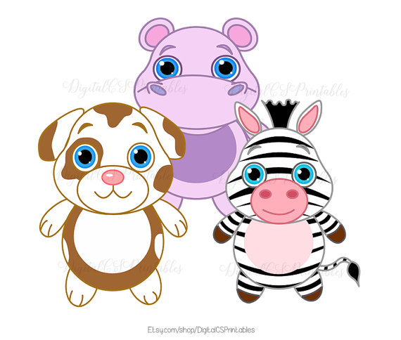 570x484 Cute Animal Clipart Cute Clipart Safari Animal Clipart Kids