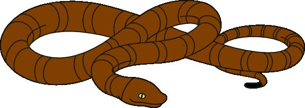 600x212 Snake Clip Art Animals 3