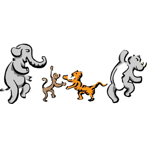 300x300 Animals Dancing Clipart, Cliparts Of Animals Dancing Free Download