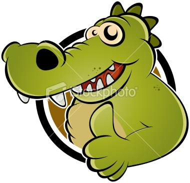 Animated Alligator