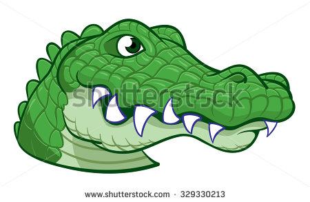 450x293 Crocodile Clipart Grumpy