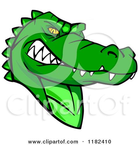 450x470 Gator Clipart