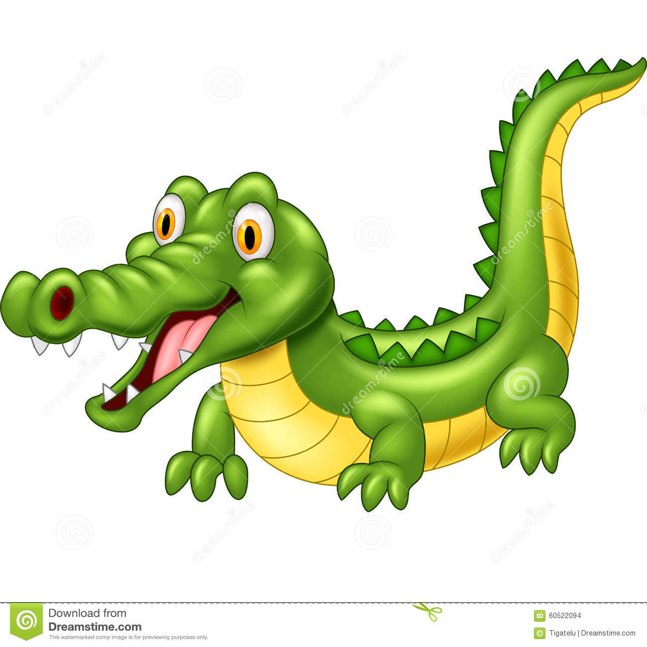 1300x1300 real live alligator with no background clipart