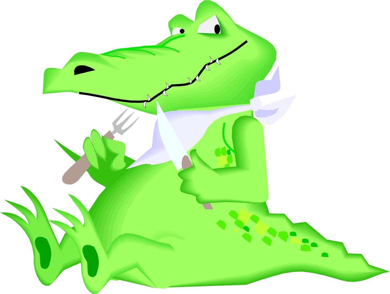 1507x1133 Crocodile Clipart Buaya