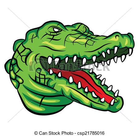 450x440 Crocodile Clipart Crocodile Head