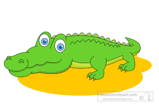 550x369 Crocodile Clipart Eye