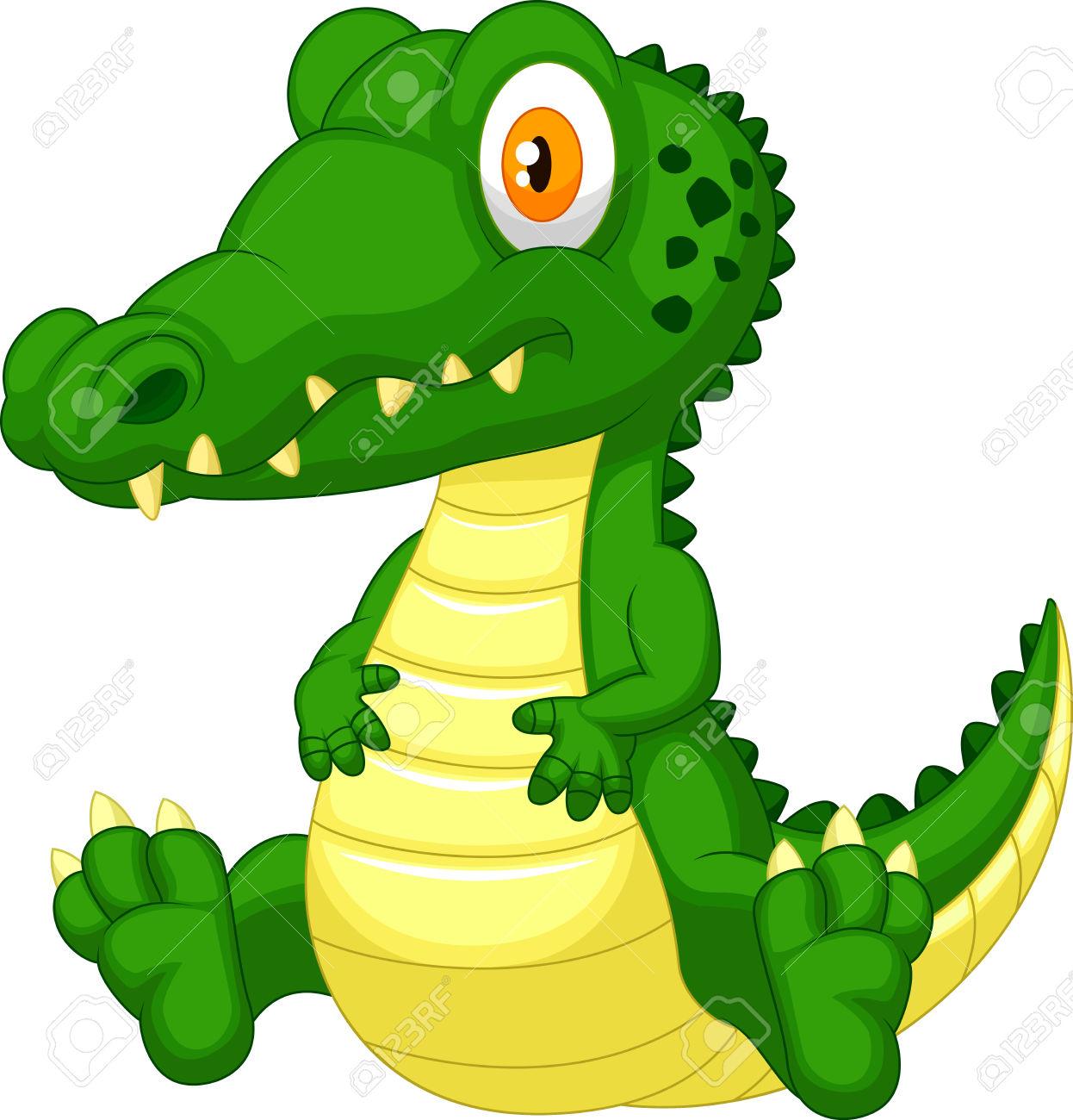1246x1300 Crocodile Clipart Friendly