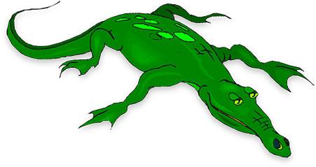451x239 Free Alligator Gifs
