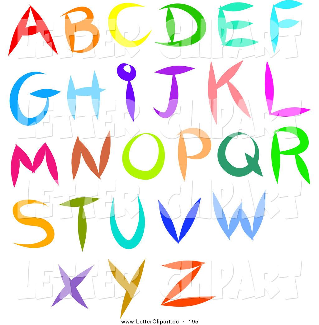 1024x1044 Letter Clipart Alphabets 101 Clip Art