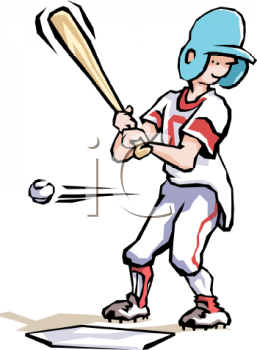 257x350 Baseball Clipart Animated