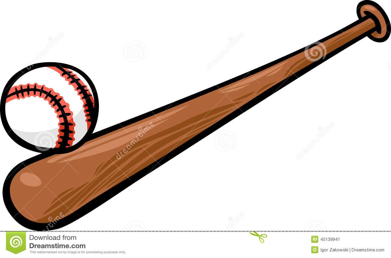 1300x860 Cartoon Baseball Bat