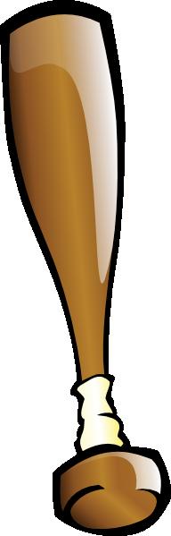 192x599 Cartoon Baseball Bat