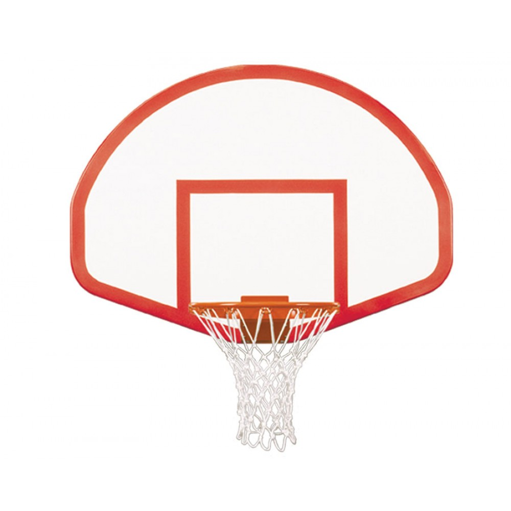 1000x1000 Basketball Goal Clipart