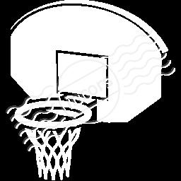 256x256 Basketball Hoop 4 Free Images