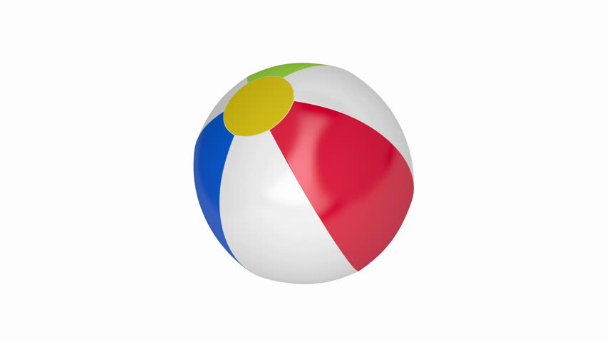 animated beach balls