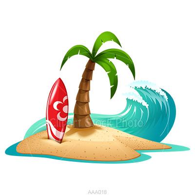400x400 Beach Clip Art Cartoon Free Clipart Images 2