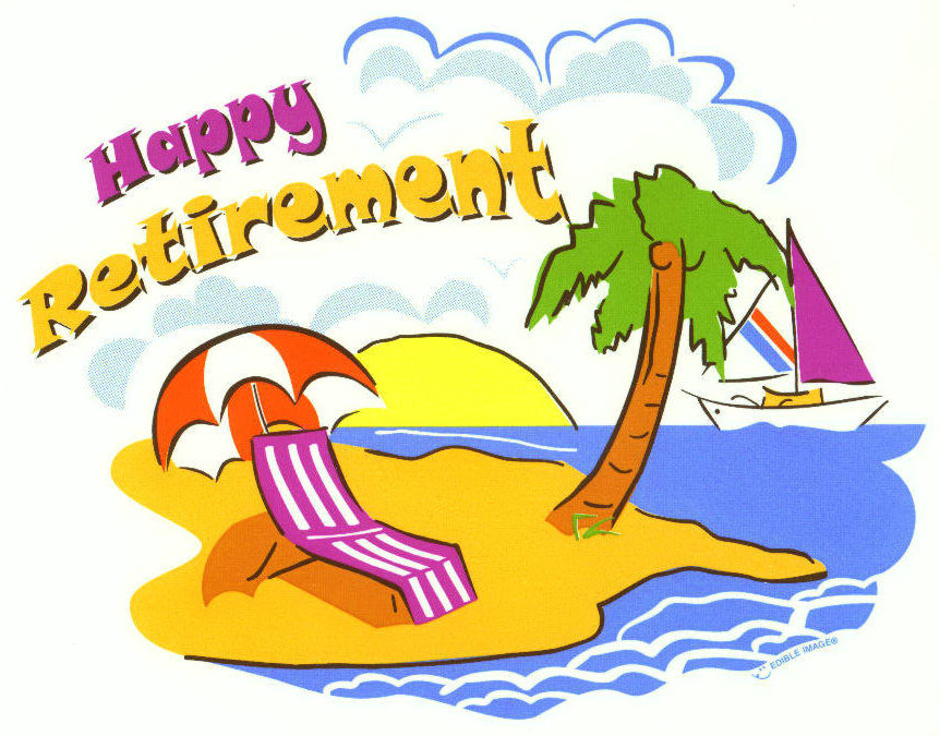 862x675 Animated Clipart Retirement
