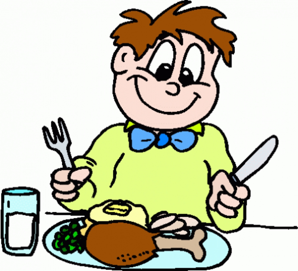 999x909 Lunch Clipart Animated