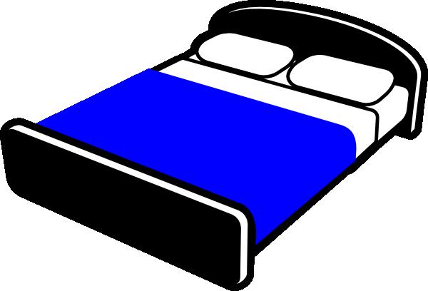 600x408 Bed 7 Clip Art