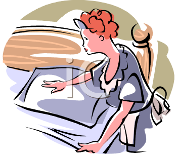350x304 Bed Clipart Cartoon Making