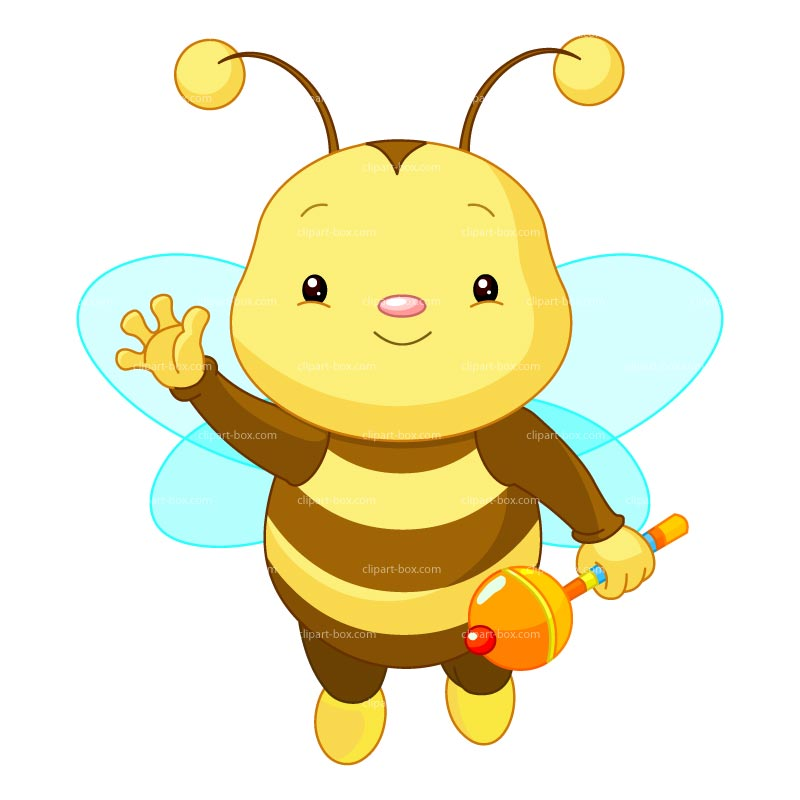 800x800 Box Bee Clipart, Explore Pictures