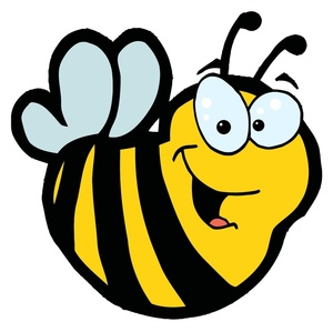 300x299 Buzzing Bee Clipart Free Clipart Images 2