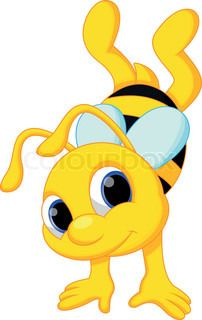 202x320 40 Best Bee Cartoon Images Pictures, Animation