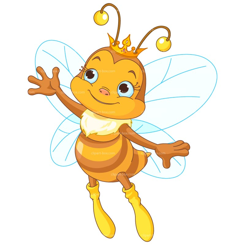 800x800 Hunting Honey Bee Clipart