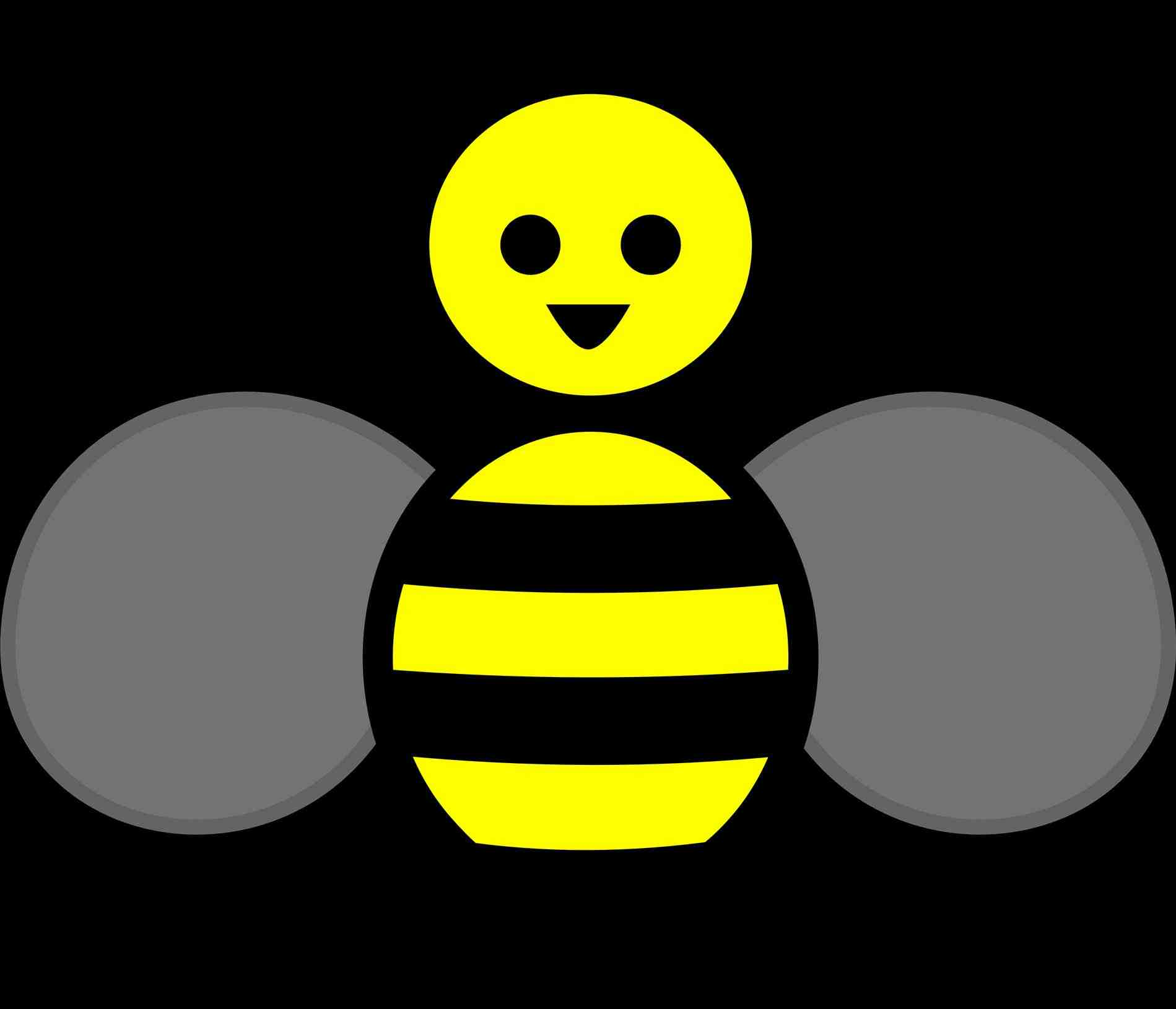 1899x1629 Animated Cute Bumble Bee Drawings Free Download Clip Art On Images