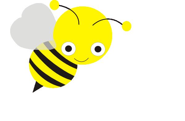 600x395 Bee Clip Art