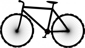 358x200 Bike Free Bicycle Animated Bicycle Clipart Clipartwiz