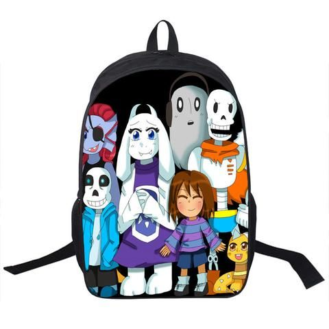 Animated Book Bags