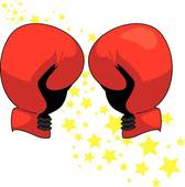 168x170 Boxing Gloves Clip Art