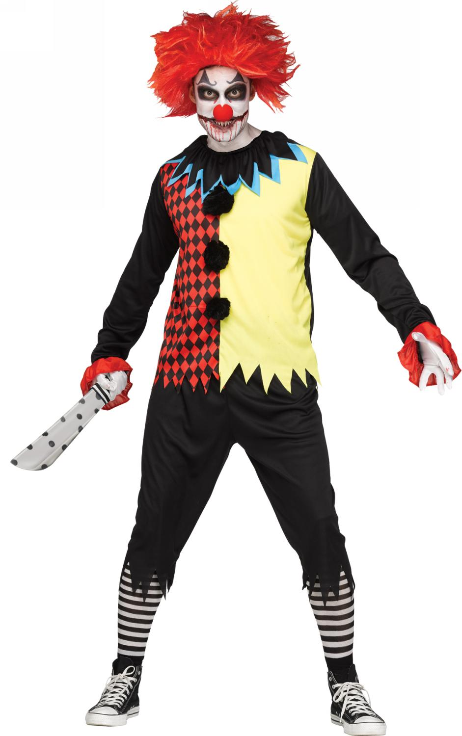 941x1500 Evil Scary Clowns Scary Clown Costumes