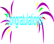 180x148 CONGRATULATIONS Free Images