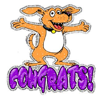 Animated Congratulations Clipart