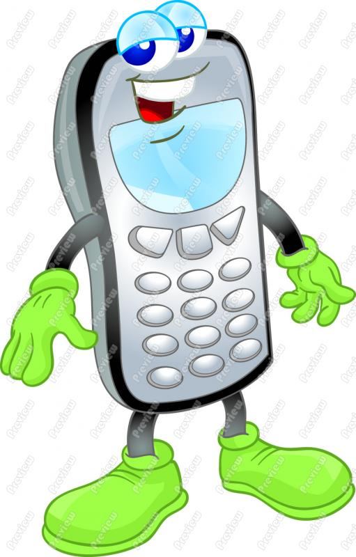 511x800 Cell Phone Clip Art