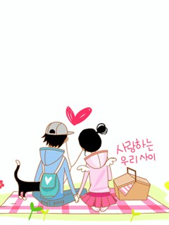 animated cute love wallpapers for mobile phones clipart