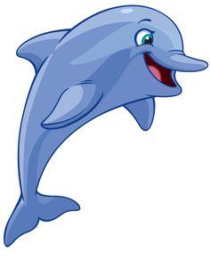 236x301 Dolphin Clip Art