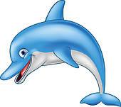 170x151 Dolphin Clip Art
