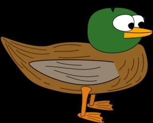 300x243 Duck Clip Art
