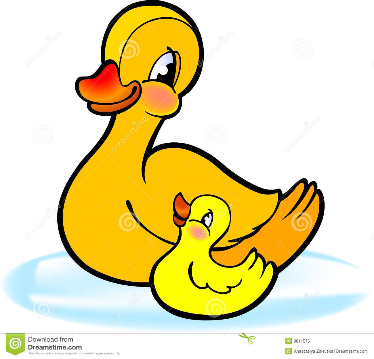 1300x1248 Duck Duckling Clipart