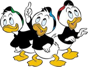 293x226 Huey, Dewey, And Louie