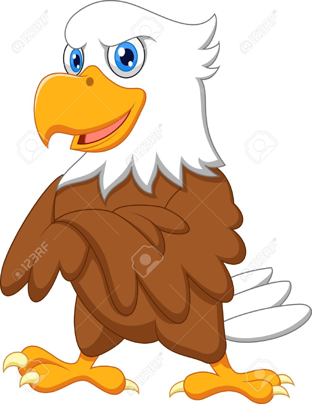1005x1300 Drawn bald eagle cute