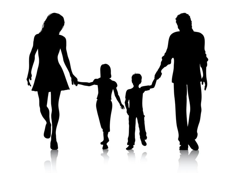 Animated Family Clipart