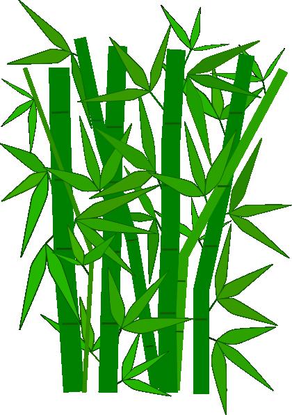 420x596 Bamboo 9 Clip Art